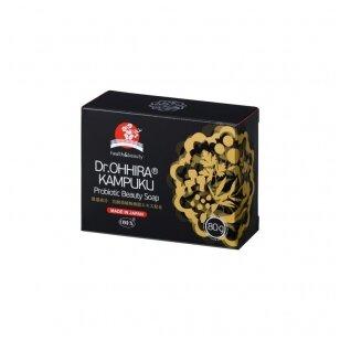 "Dr.OHHIRA® ""KAMPUKU"" drėkinamasis muilas su fermentuotu ekstraktu, 80 g"