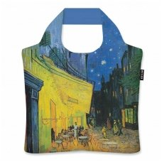 "Ecozz ""Cafe Terrace at Night"" - Vincent van Gogh"