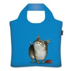 """Ecozz krepšys """"Brilliant Blue"""" - Jasper Oostland"""