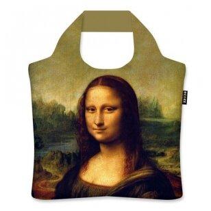 """Ecozz krepšys """"Mona Lisa"""" - Leonardo da Vinci"""